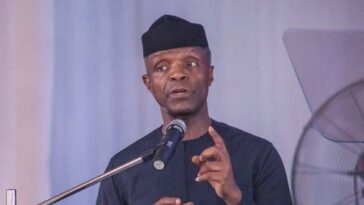 """""""All Of Us Will Lose Out If Nigeria Breaks Up In Any Way"""" - Osinbajo Calls For Unity"""
