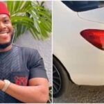 BBNaija's Frodd Gifted A Brand New Mercedes-Benz After Being Mocked For Not Owning A Car [Video] 28