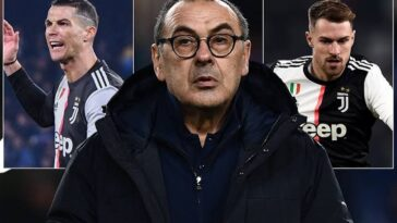 Maurizio Sarri Sacked As Juventus Head Coach After Just One Season 4