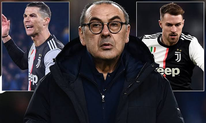 Maurizio Sarri Sacked As Juventus Head Coach After Just One Season 1