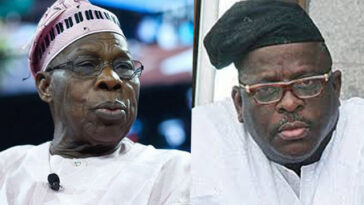 May God Forgive Kashamu, He Evaded Justice For Alleged Crime But Couldn't Escape Death - Obasanjo 1