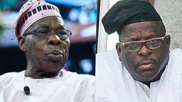 May God Forgive Kashamu, He Evaded Justice For Alleged Crime But Couldn't Escape Death - Obasanjo 1