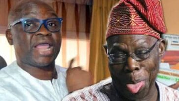 "Kashamu's Death: ""Nigerians Will Watch Out For Your Own End"" – Fayose Attacks Obasanjo 2"