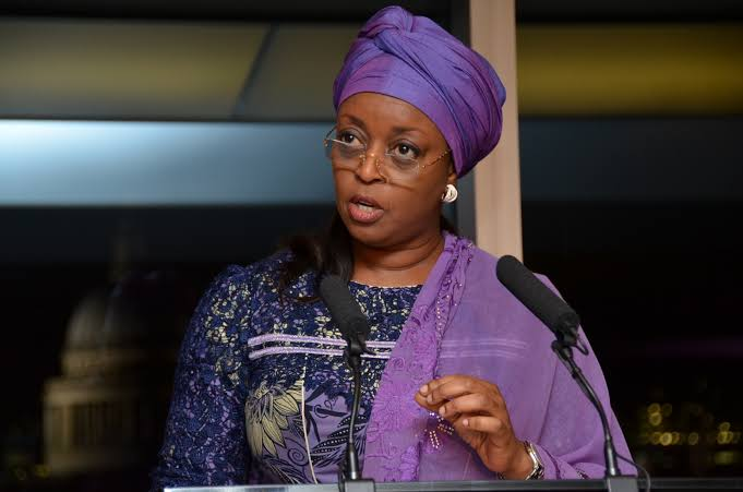Diezani Madueke Laments The Rise Of 'Yahoo Boys' As Role Models To Nigerian Youths [Video] 1