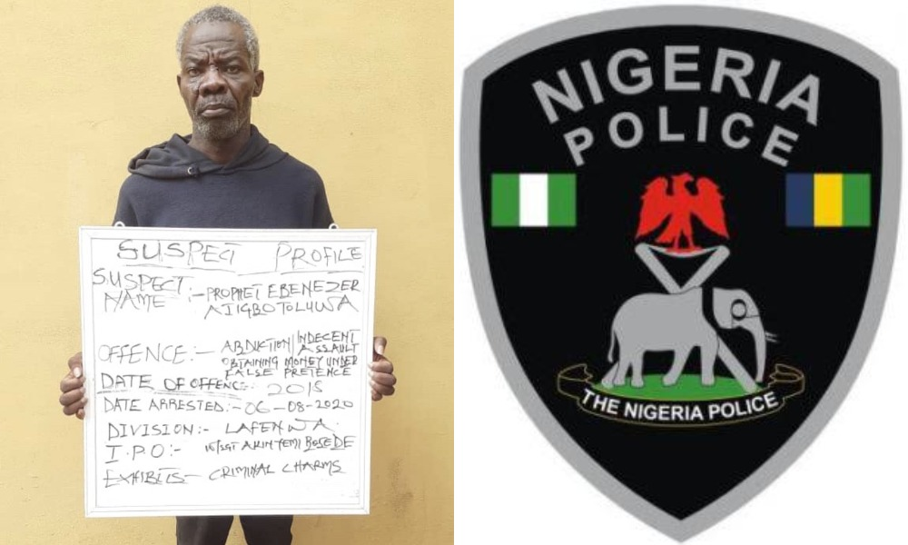 Pastor Arrested For Impregnating Two Underage Sisters And Defrauding Their Mother Of N2million 1