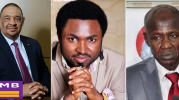 Prophet Omale Drags FCMB To Court, Demand N5 Billion Over 'False Report' On Ibrahim Magu 5