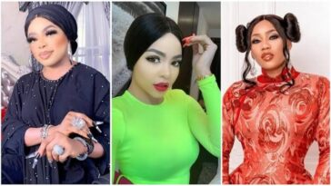 "BBNaija: ""Nengi Is Not The Cause Of Your Frustration Old Woman"" – Bobrisky Slams Toyin Lawani 7"
