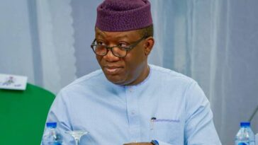 Ekiti Government Imposes Curfew And Bans Public Gathering Due To COVID-19 1