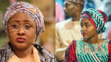 Aisha Buhari Travelled To Dubai To Shop For Luxury Items In Preparation For Her Daughter's Wedding 7