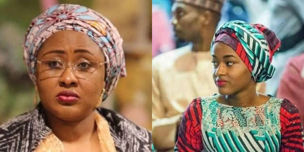 Aisha Buhari Travelled To Dubai To Shop For Luxury Items In Preparation For Her Daughter's Wedding 1