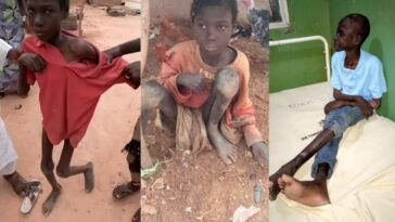 JusticeForJibril: 10-Year-Old Boy Locked Up With Animals For 2 Years By Stepmothers In Kebbi [Video] 5
