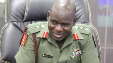 """We Have Pushed Boko Haram Out Of North-East, Remaining Borno"" — Army Boss, Tukur Buratai 6"