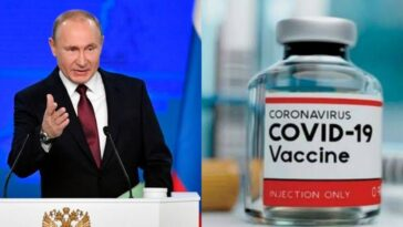 Russia: President Putin Approves COVID-19 Vaccine 'Sputnik V' Before Completing Its Final Tests 2