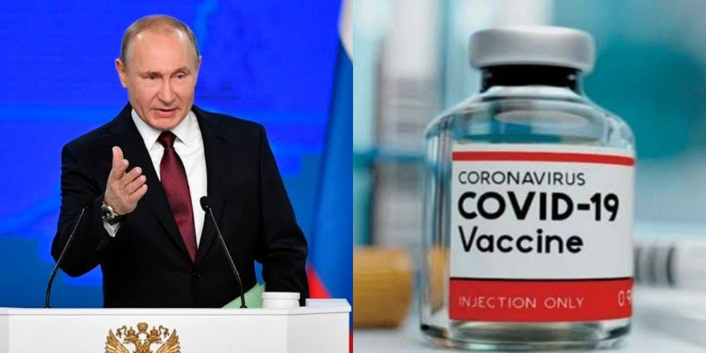 Russia: President Putin Approves COVID-19 Vaccine 'Sputnik V' Before Completing Its Final Tests 1