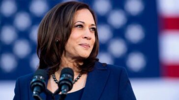 Joe Biden picks senator Kamala Harris as his vice presidential running mate 2