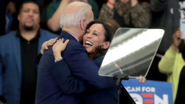 Who is senator Kamala Harris? The woman picked by Joe Biden as his vice president running mate 7