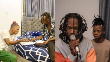 """Welcome To Marlian Music"" - Naira Marley Signs Lyta To His Record Label 2"