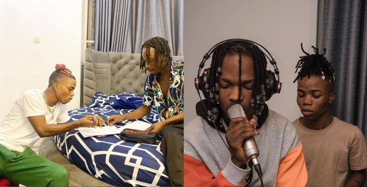 """""""Welcome To Marlian Music"""" - Naira Marley Signs Lyta To His Record Label 1"""
