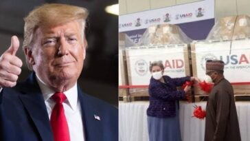Nigerian Government Finally Receives 200 Ventilators Promised By US President, Donald Trump 4