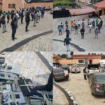 EFCC Arrests 3 NYSC Corp Members, 19 Undergraduates, 10 Others For Internet Fraud In Ibadan 27