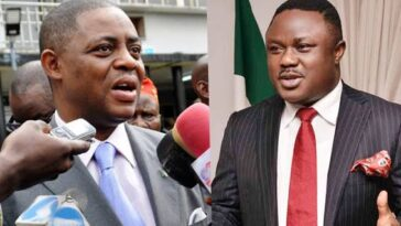 Fani-Kayode Threatens To Dump PDP Along With Governor Ben Ayade, Vows Party Will Split 6