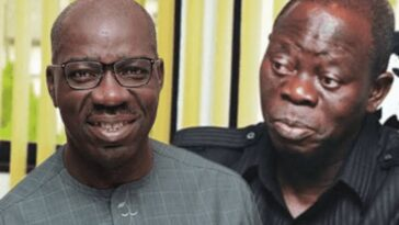 Edo Guber: Oshiomhole's Aide Joins PDP, Supports Governor Obaseki's Re-election With N5million 7