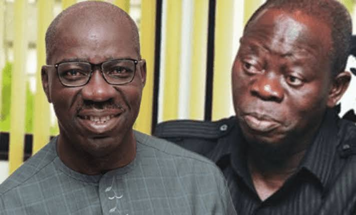 Edo Guber: Oshiomhole's Aide Joins PDP, Supports Governor Obaseki's Re-election With N5million 1