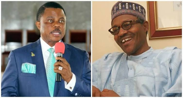Governor Obiano Suspends 12 Anambra Traditional Rulers Who Went To Report Him To Buhari 1