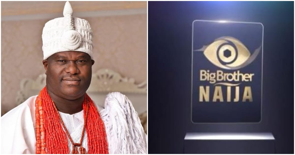 BBNaija: Ooni Of Ife Wants Big Brother Naija To Be Replaced, Says It Misrepresents Nigerian Youths 1