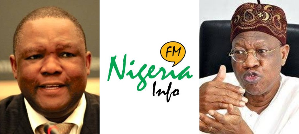 NBC Fines Nigeria Info N5million Over Mailafia Interview, As Lai Mohammed Explains Hate Speech 1