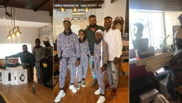 Netflix Surprises Ikorodu Bois With Filming Equipment Worth Millions Of Naira [Photos/Video] 7