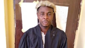 Fake Lawyer Sentenced To Prison After He Was Arrested While Defending A Client In Ogun Court 6