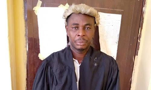 Fake Lawyer Sentenced To Prison After He Was Arrested While Defending A Client In Ogun Court 1
