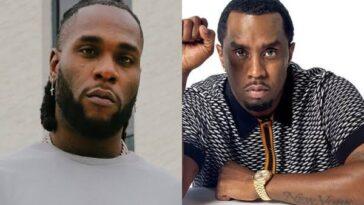"American Rapper, P. Diddy Endorses Burna Boy's New Album ""Twice As Tall"" 9"