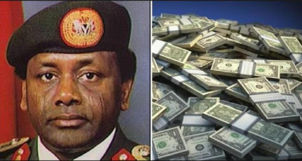 Nigerian Government Signs Memoradum For The Return Of €5.5 Million Abacha Loot From Ireland 1