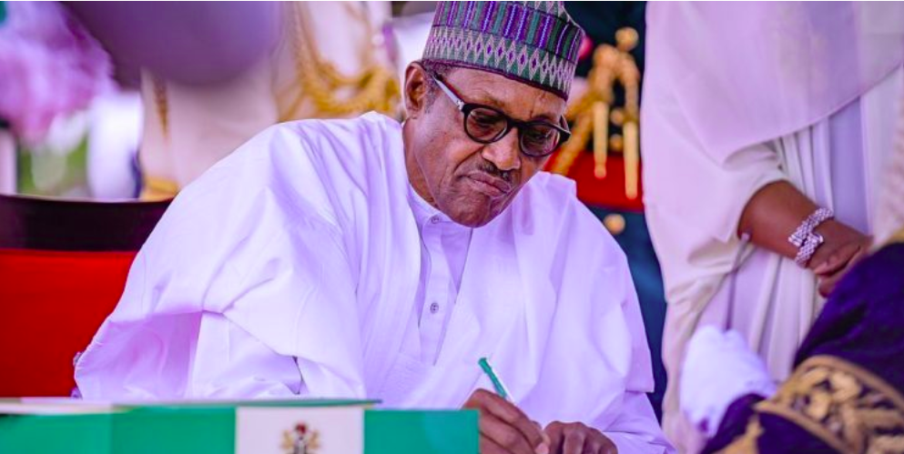 Buhari Promotes 4 Northern Judges To Supreme Court, Including Justice Mohammed Garba 1
