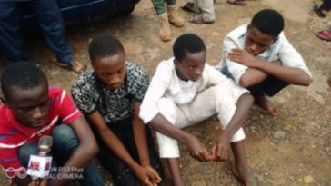 Four Bauchi Teenagers Kidnaps Their Neighbour's 6-Year-Old Son, Demands N2.6 Million Ransom 4