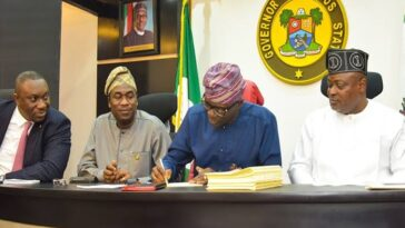 Lagos Mandates Operators Of Lottery, Pools & Betting Companies To Pay N20m For License Fee 7