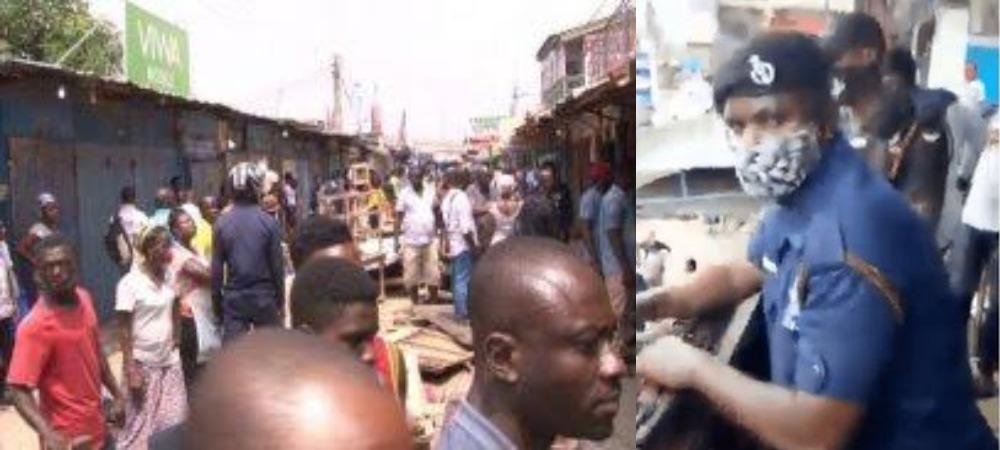 Ghana Authorities Shutdown Nigerian Businesses, Demands Payment Of $1million Tax [Video] 1