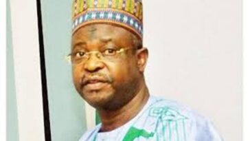DSS Invites Former Speaker, Ghali Umar Na'abba After He Criticised Buhari's Government On TV 2