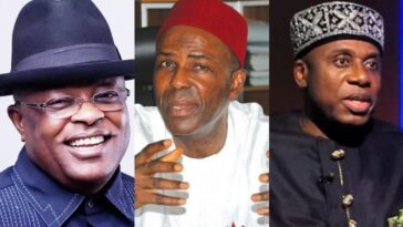 Ohanaeze Ndigbo Names Amaechi, Umahi, Onu As Best Presidential Candidates For 2023 Election 4