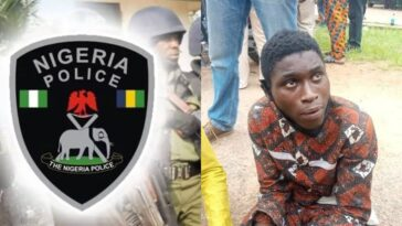 Two Policemen Arrested Over Escape Of Suspected Serial Killer In Ibadan 5