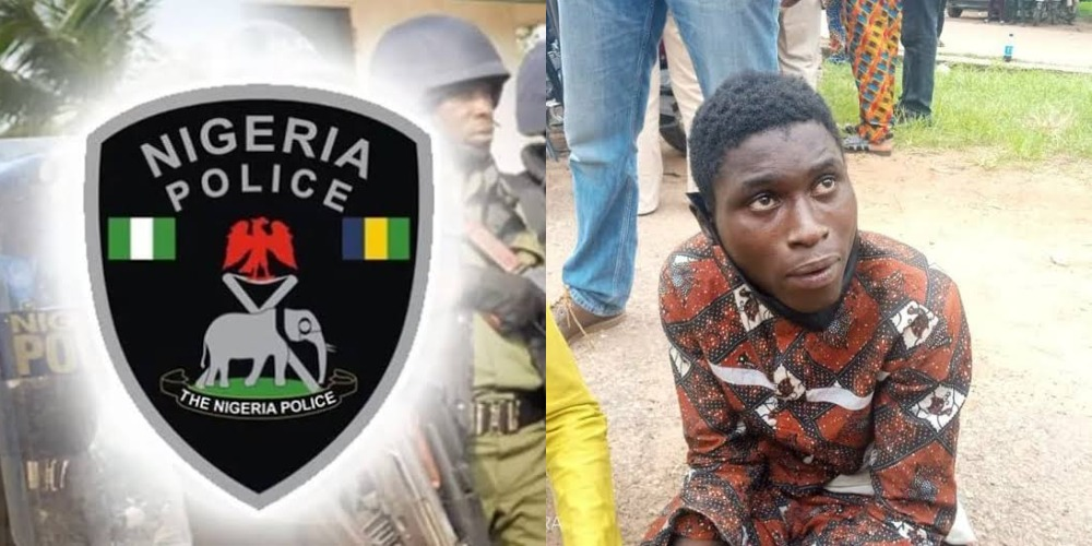 Two Policemen Arrested Over Escape Of Suspected Serial Killer In Ibadan 1