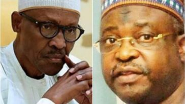 Presidency Reacts As Northern Group Blasts President Buhari Over DSS's Invitation Of Former Speaker 4