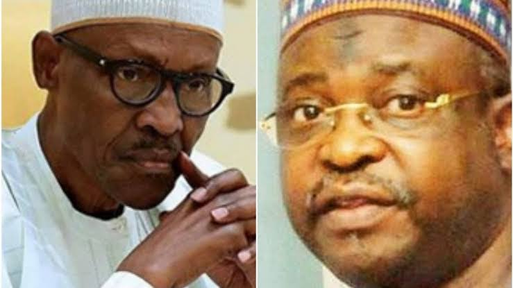 Presidency Reacts As Northern Group Blasts President Buhari Over DSS's Invitation Of Former Speaker 1