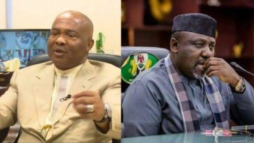 IMO: I Fell Out With Okorocha Because He Made Two 'Impossible' Requests From Me — Uzodinma 5
