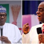 "CAMA: ""Abide By The Rules Or Create Your Own Country"" - Buhari's Aide Replies Bishop Oyedepo 28"