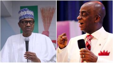 "CAMA: ""Abide By The Rules Or Create Your Own Country"" - Buhari's Aide Replies Bishop Oyedepo 5"