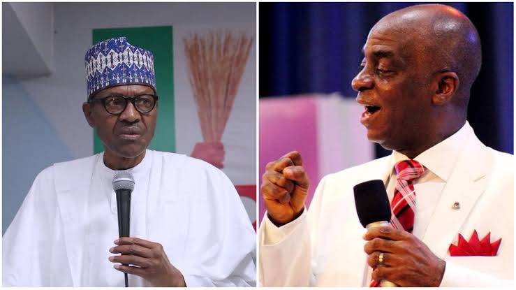 """CAMA: """"Abide By The Rules Or Create Your Own Country"""" - Buhari's Aide Replies Bishop Oyedepo 1"""