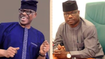 Ondo PDP Guber Candidate, Eyitayo Jegede Picks Serving Federal Lawmaker As Running Mate 3